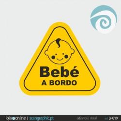 BEBE A BORDO - ref: SI-019
