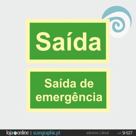 DISTICOS SAÍDA - ref: SI-027