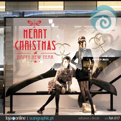 Merry Christmas - ref: NA-017