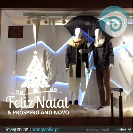 Decoração Natalícia - ref: NA-024