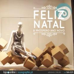 Decoração Natalícia - ref: NA-029