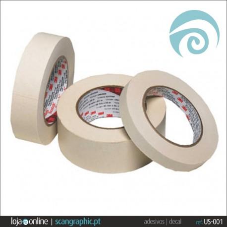 Fita papel Adesivo 3M - ref: US-001