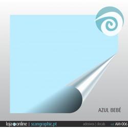 AZUL BEBÉ - Ref: AM-006