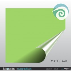 VERDE CLARO - Ref: AM-016