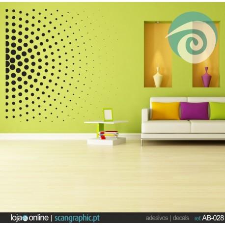 Abstrato Circulos - ref: AB-028