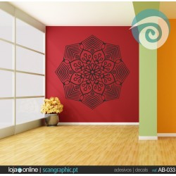 Ornamento Flor Equilibrio - ref: AB-033
