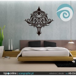 Tribal Abstrato - ref: AB-034