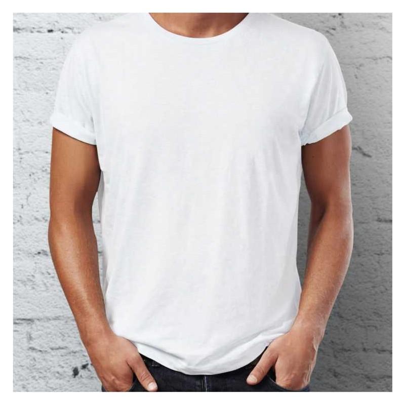 904d15ca6 T-shirt Premium HOMEM Branca 180Gr