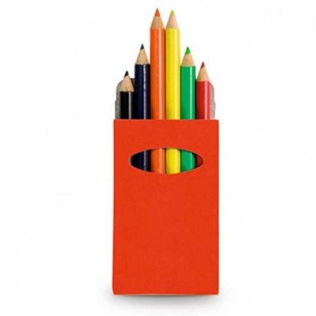 Caixa 6 Lápis Garten