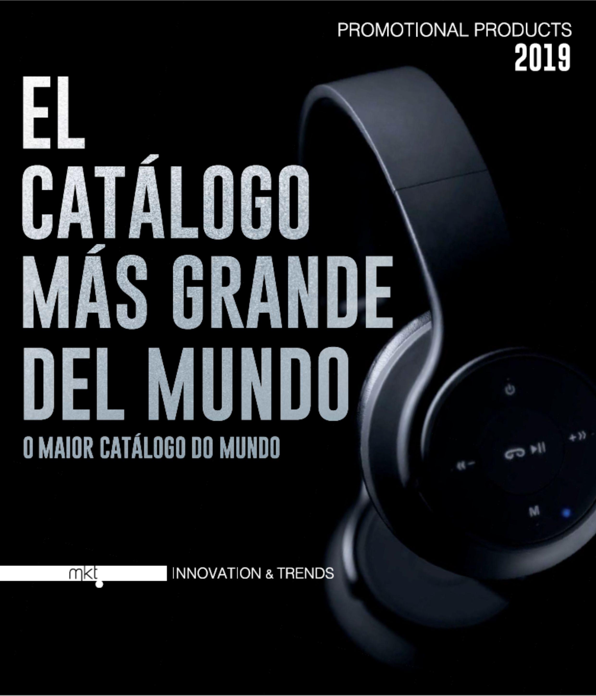 Catálogo MKT