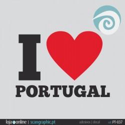 I LOVE PORTUGAL - ref: PT-037