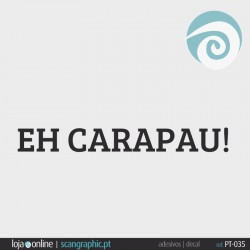 EH CARAPAU - ref: PT-035
