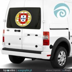 ESCUDO PORTUGAL - ref: PT-025