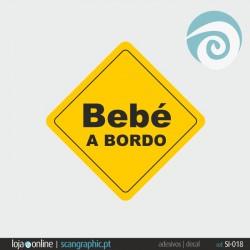 BEBE A BORDO - ref: SI-018