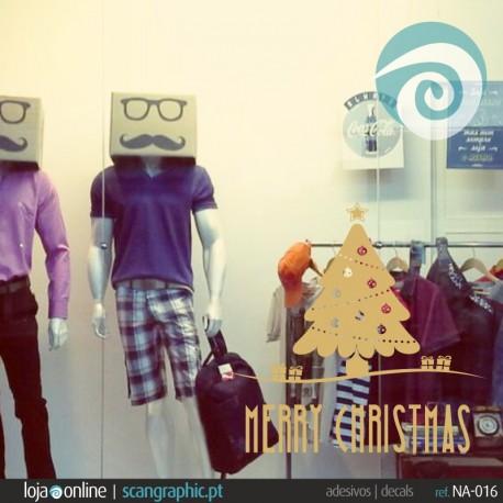Merry Christmas - ref: NA-016