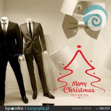 Merry Christmas - ref: NA-019