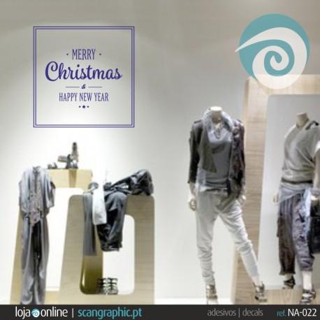 Merry Christmas - ref: NA-020
