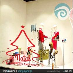 Merry Christmas - ref: NA-025