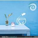 Peixe Aquario- ref: AB-006