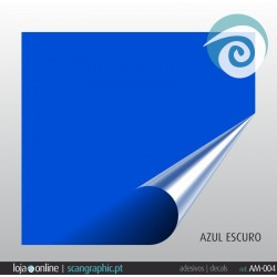 AZUL ESCURO - Ref: AM-004