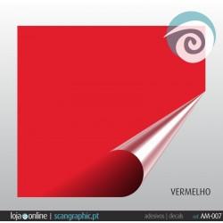 VERMELHO - Ref: AM-007