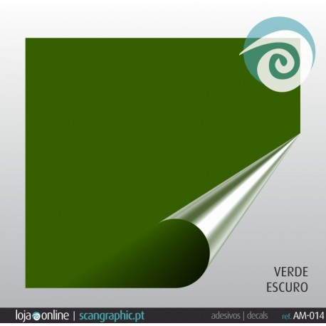 VERDE ESCURO - Ref: AM-014