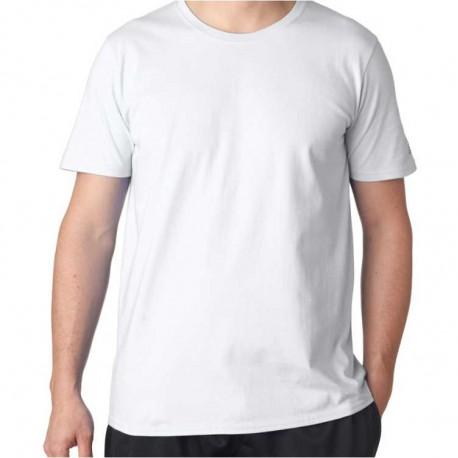 T-shirt HOMEM Branca 150 - Pack30