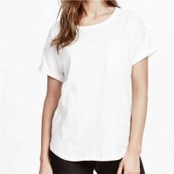 T-shirt Branca MULHER 150Gr
