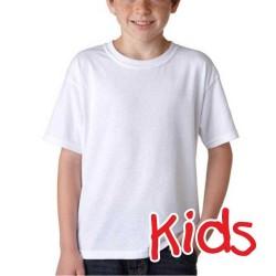 T-shirt Branca CRIANÇA 150Gr