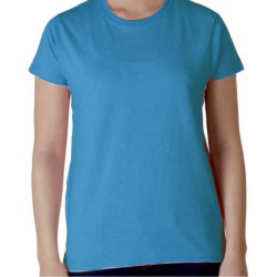 T-shirt Cores MULHER 150Gr