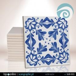 Azulejo Branco - Ref: SUB-003