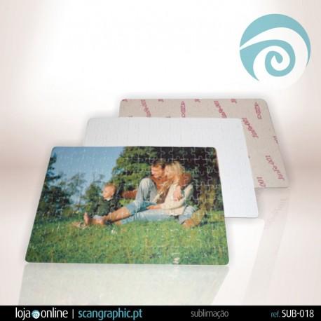 Puzzle em Cartão- Ref: SUB-018